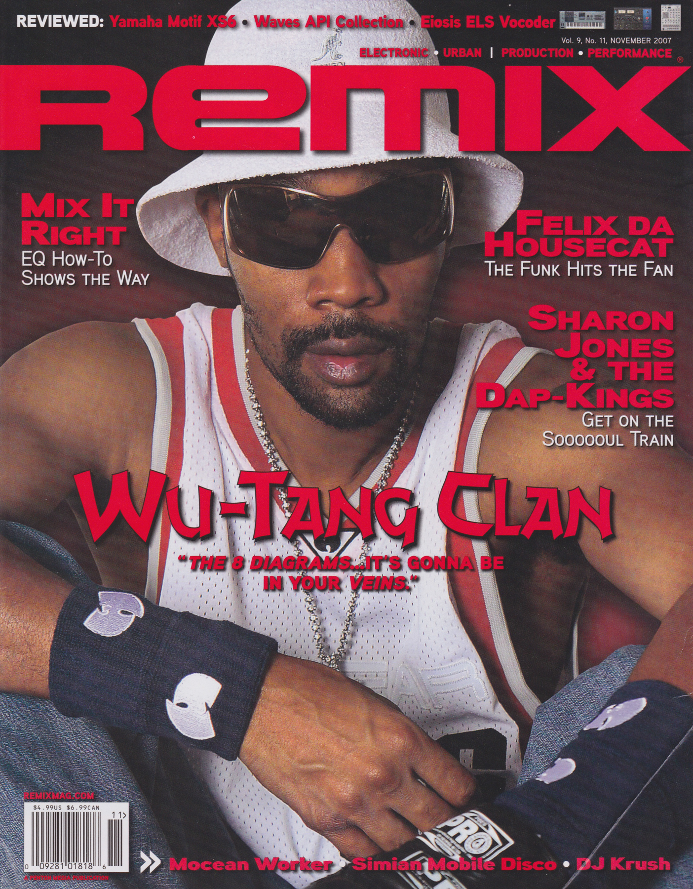 Remix Magazine_Wu Tang Cover_Wasim Muklashy Article_The Eight Diagrams
