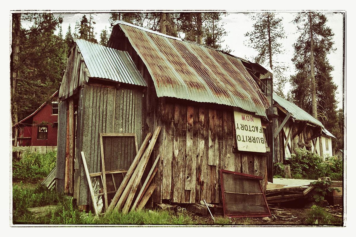 Jones Store. Yosemite National Forest. Wasim Muklashy Photography