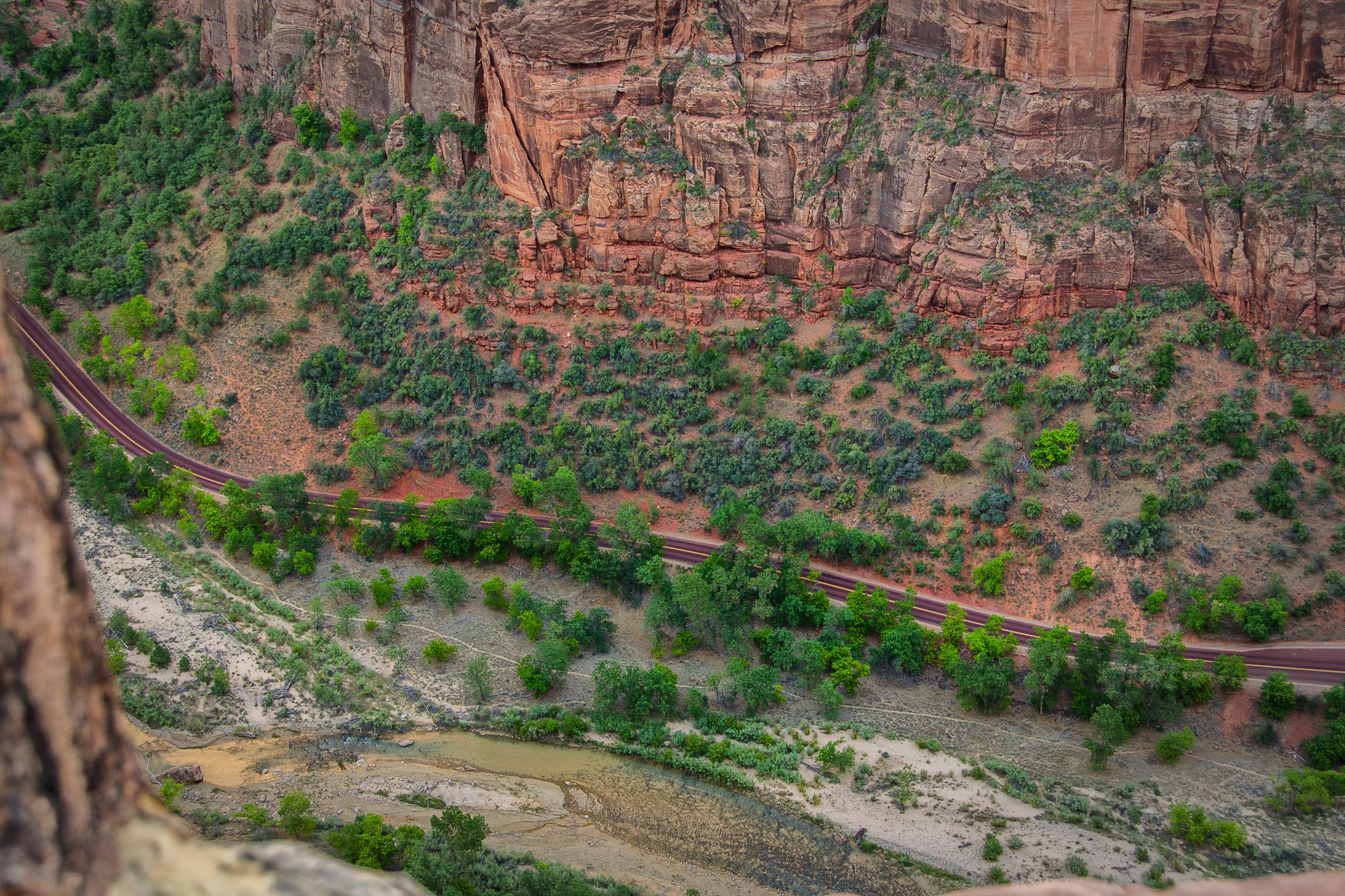 Zion National Park, Utah. Angel's Landing. Wasim Muklashy Photography