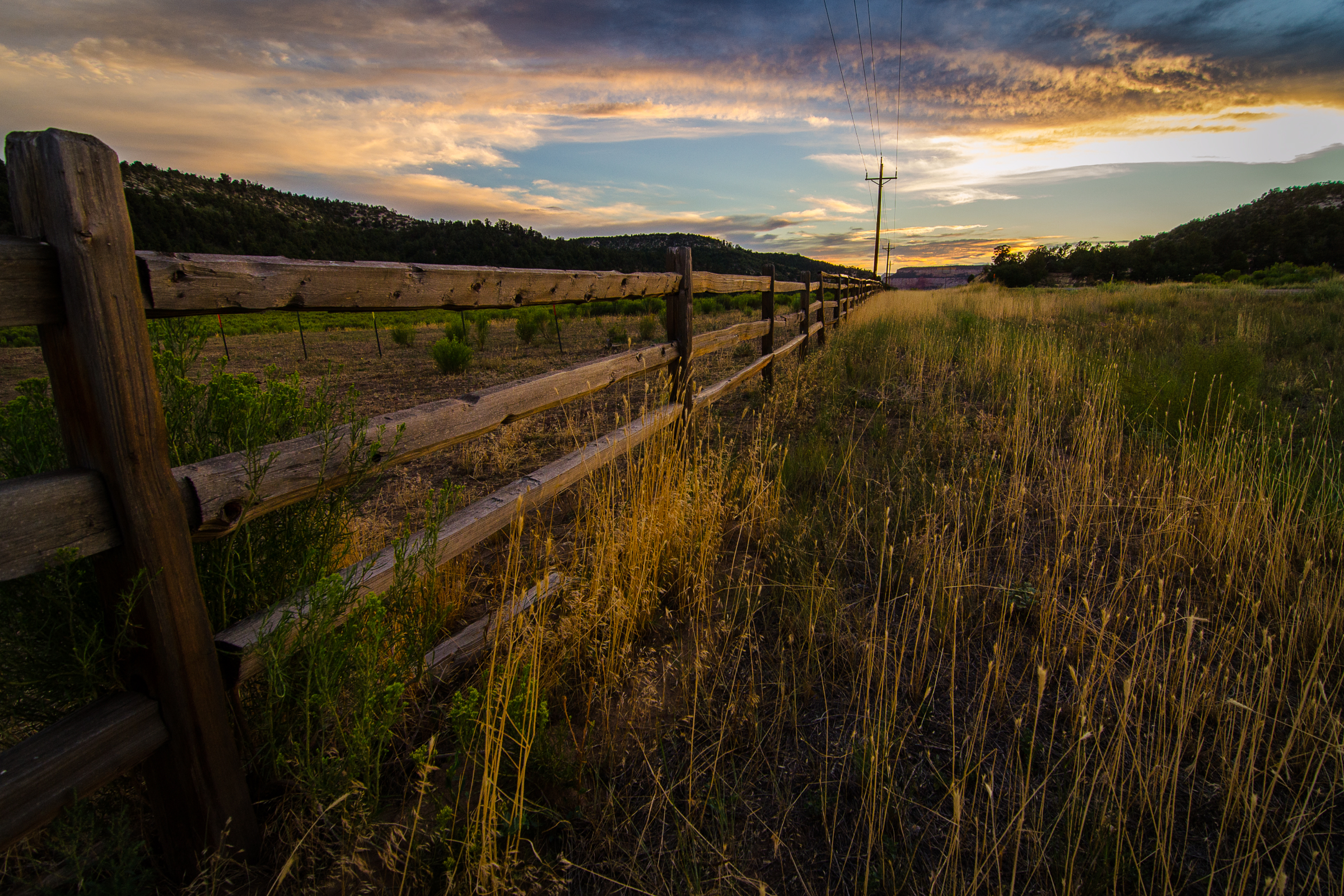 Leaving Zion National Park, Utah. Wasim Muklashy Photography