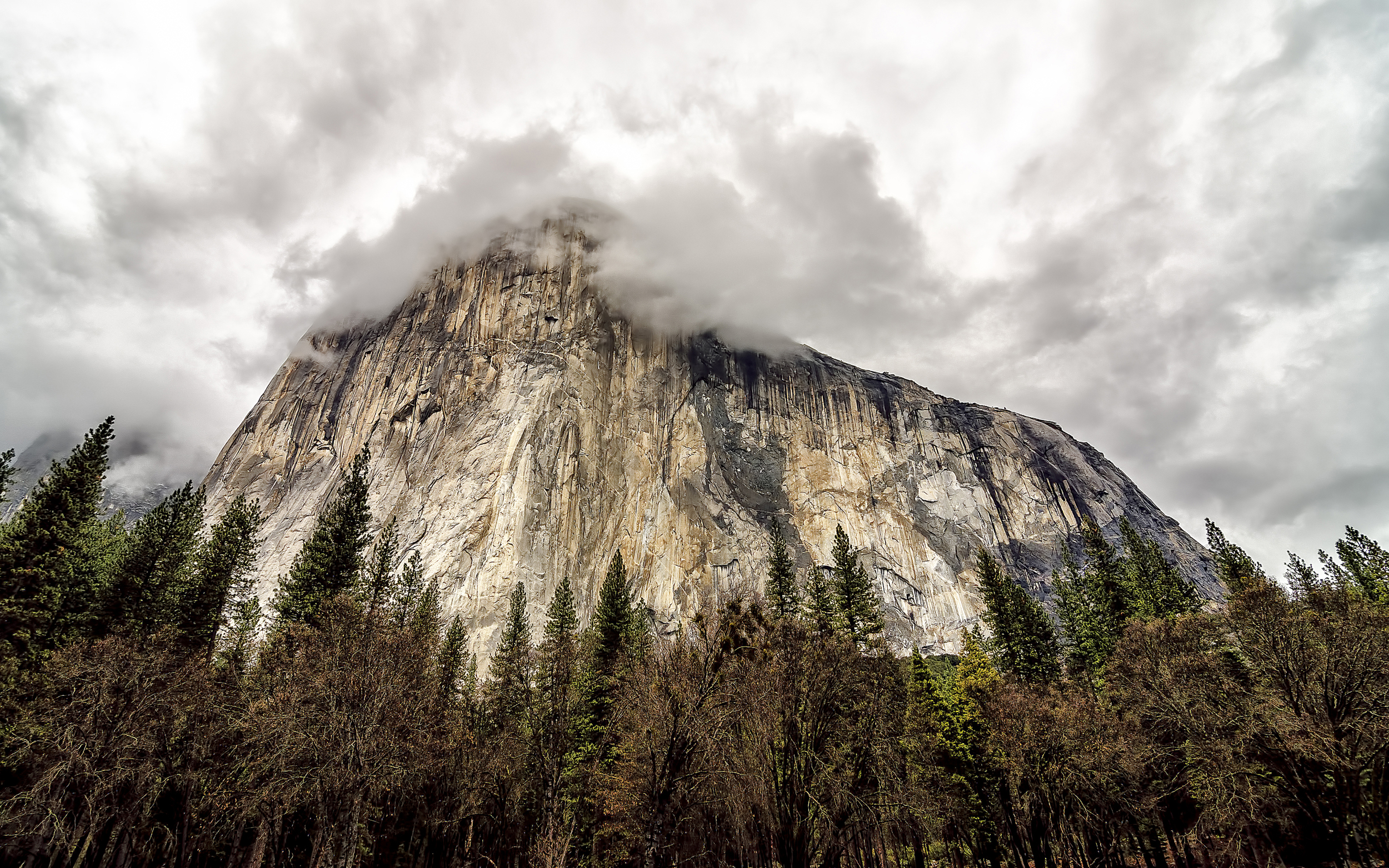 Wasim Muklashy Photography_Apple OS X Yosemite_el capitan dares you.