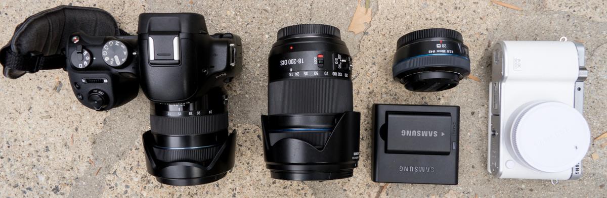 Wasim Muklashy Photography_Hiking_Backpacking Camera Kit_Samsung NX30
