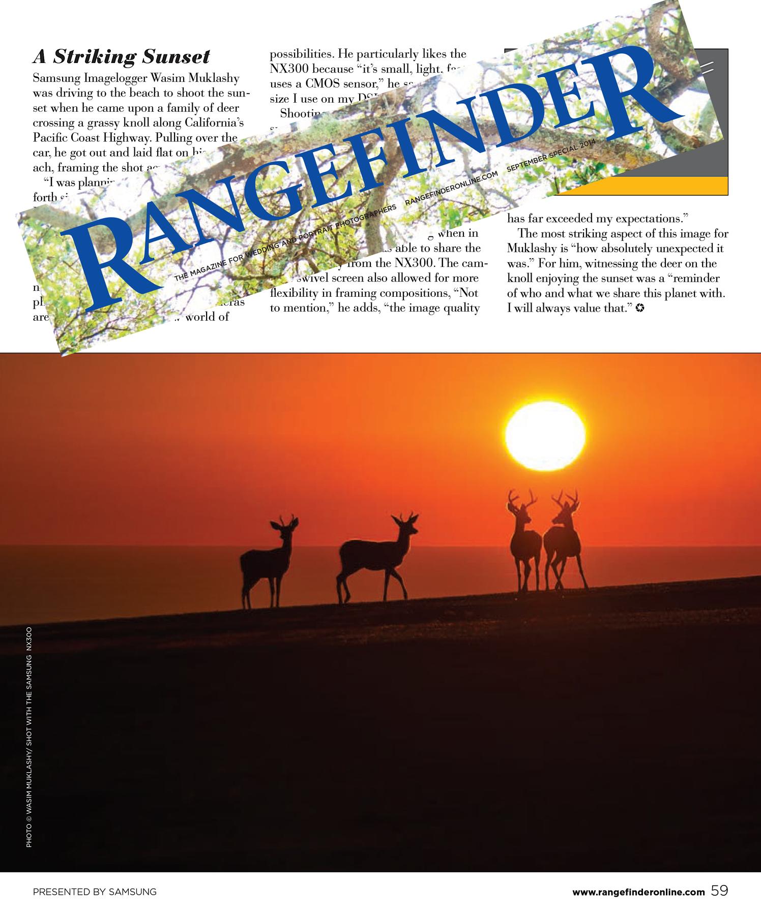 Rangefinder Magazine_Samsung_Imagelogger