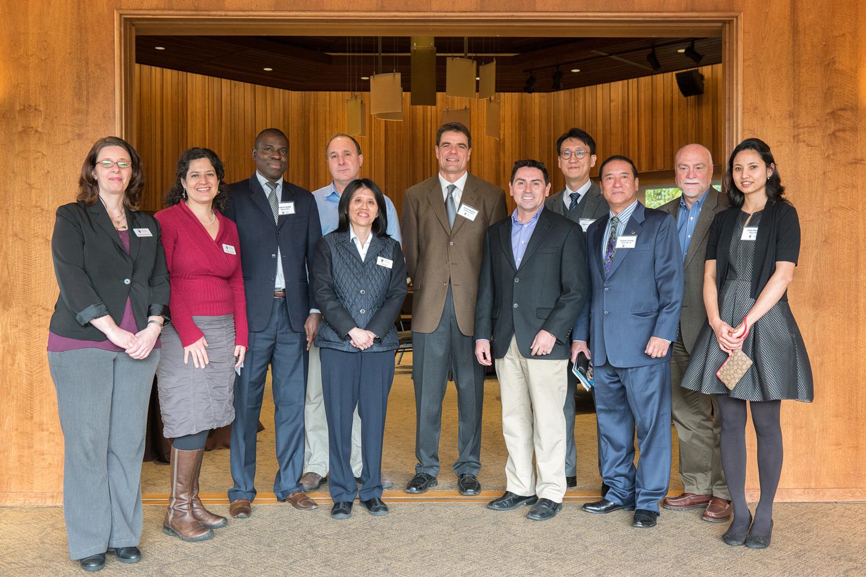 The World Forest Institute's Staff &International Fellows