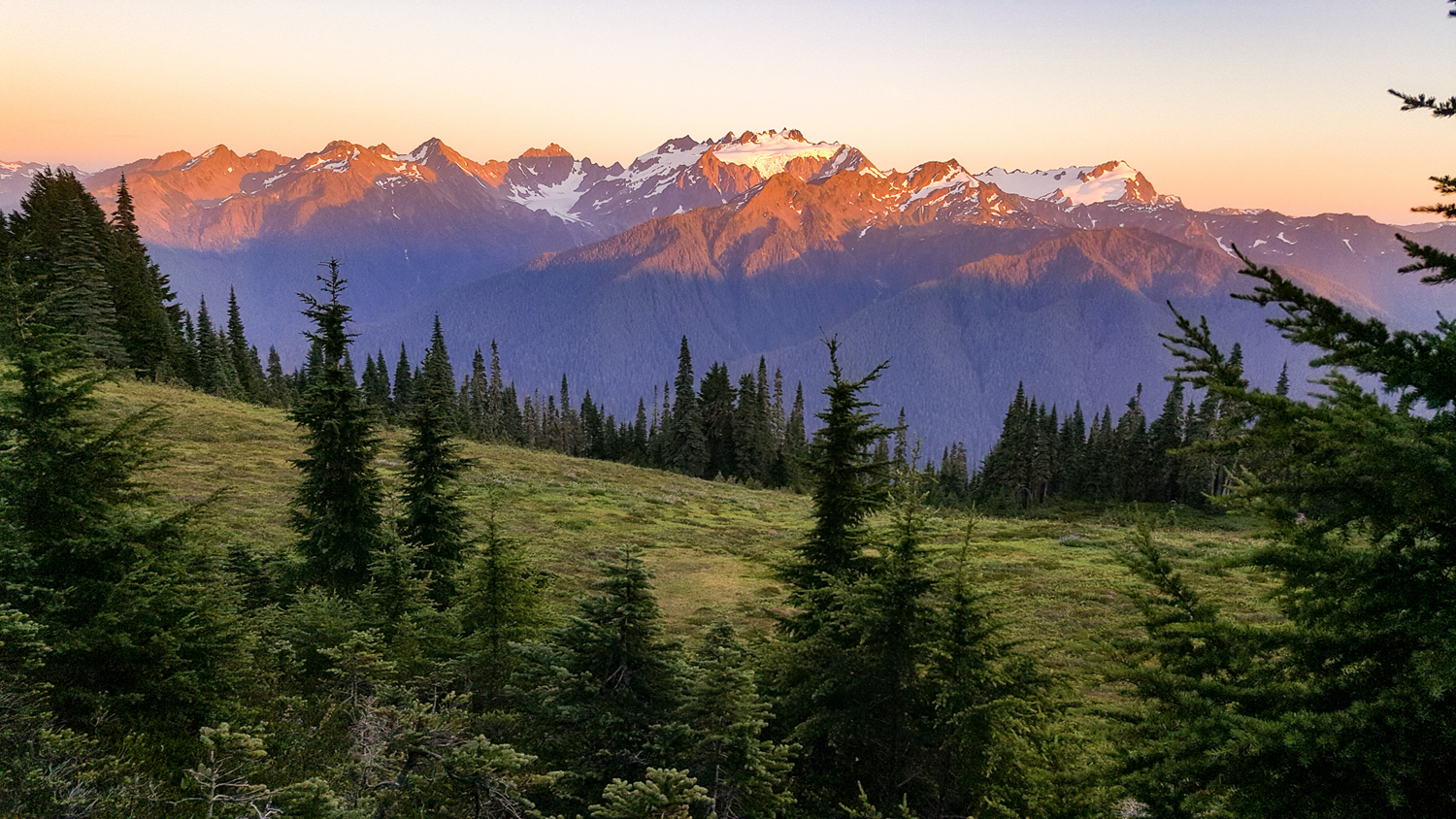 Wasim Muklashy Photography_Olympic National Park_High Divide Loop_120.jpg