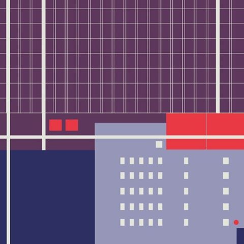 Working on a project that will be pretty huge and looking forward to introducing it to the world.As the design arm of UP Art, I'm excited about this one, in the mean time here's a sneak peek at one of the projects I am working on.  #artdirector #graphicdesign #layoutdesign #illustration #attbuilding #geometric