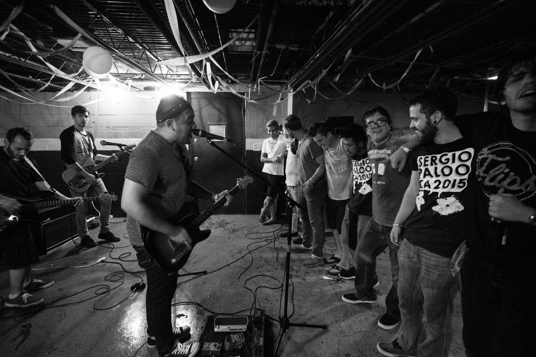 Sergiopalooza, DeKalb, IL, June 2015.  Credit to Bailey Salamanca.