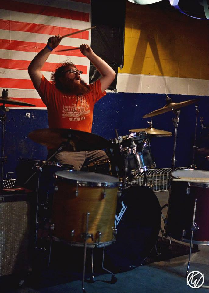 Sergiopalooza,DeKalb, IL, June 2014.  Credit to  Kae Wrenn Photography .
