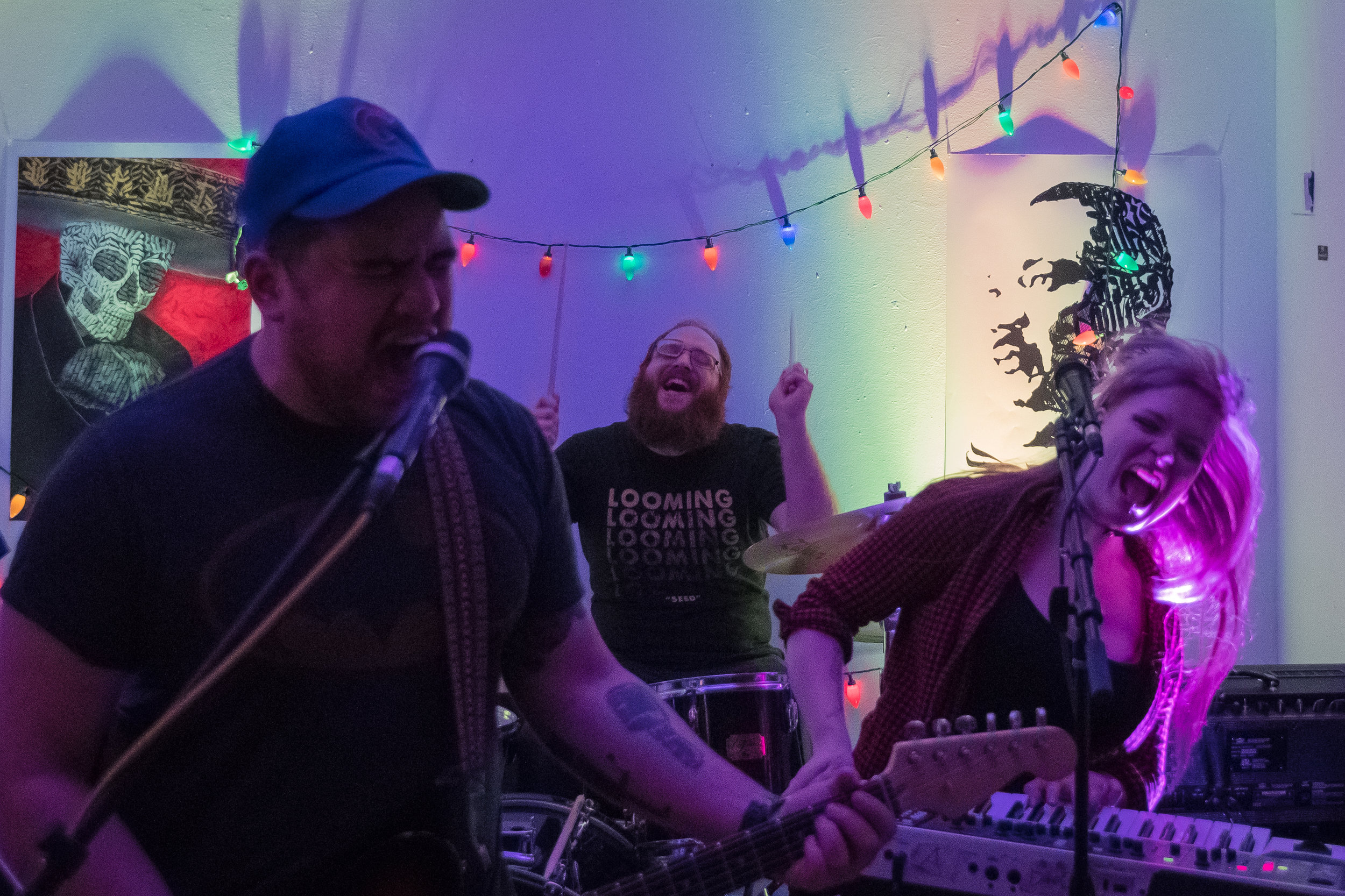 Camp/us, Chicago, IL, March 2018.  Photo Credit: Brobi Photo