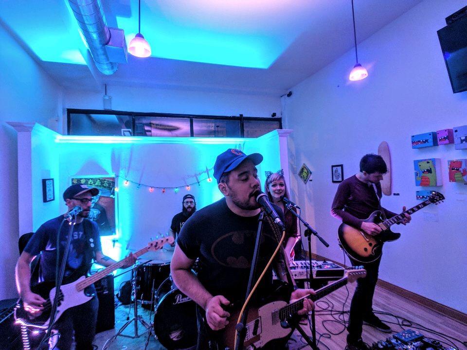 Camp/us, Chicago, IL, March 2018.  Photo Credit: Natalie Malinowski