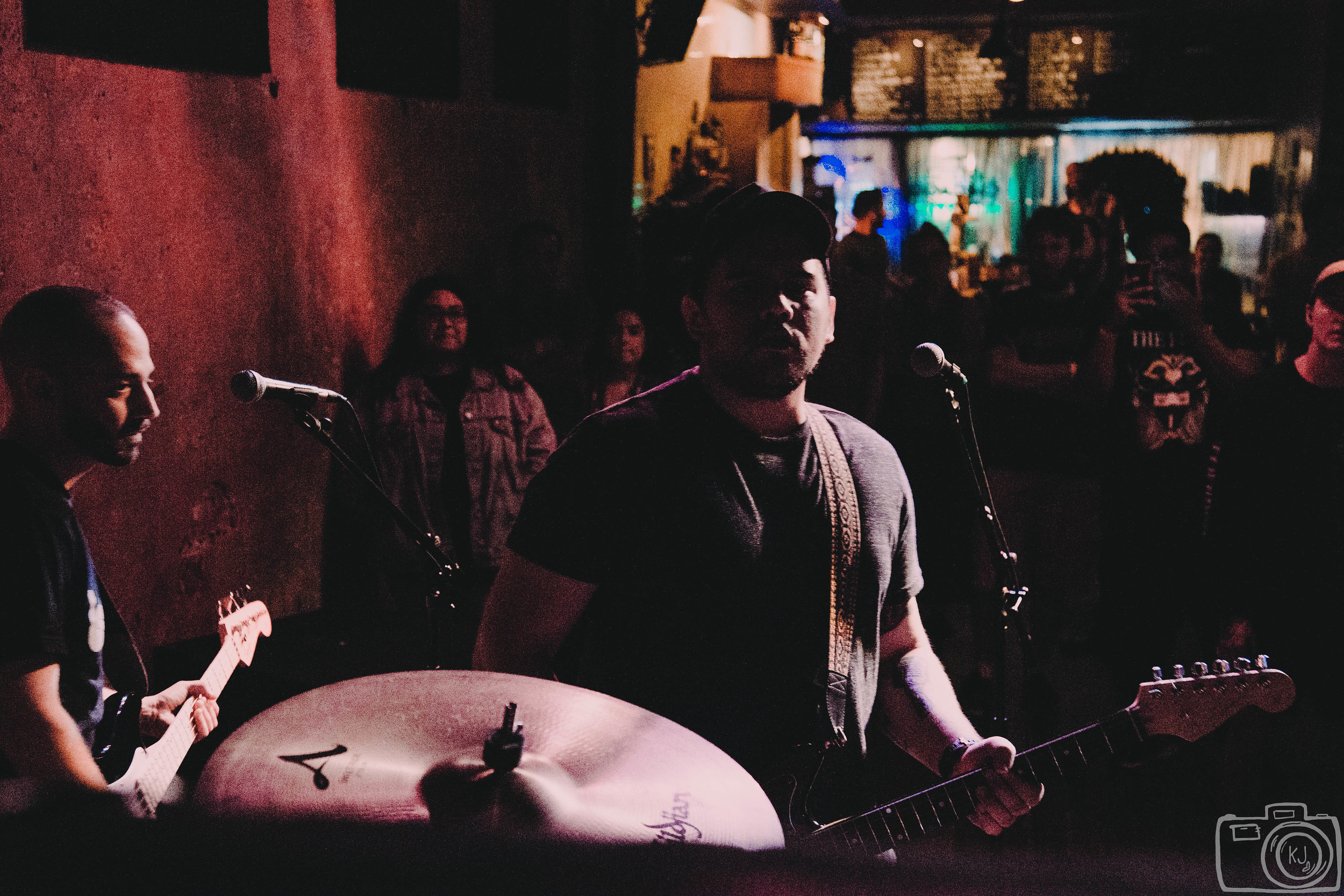 Subterranean Downstairs, Chicago, IL, September 2018.  Photo Credit:  Kaitlyn Johnston Photography
