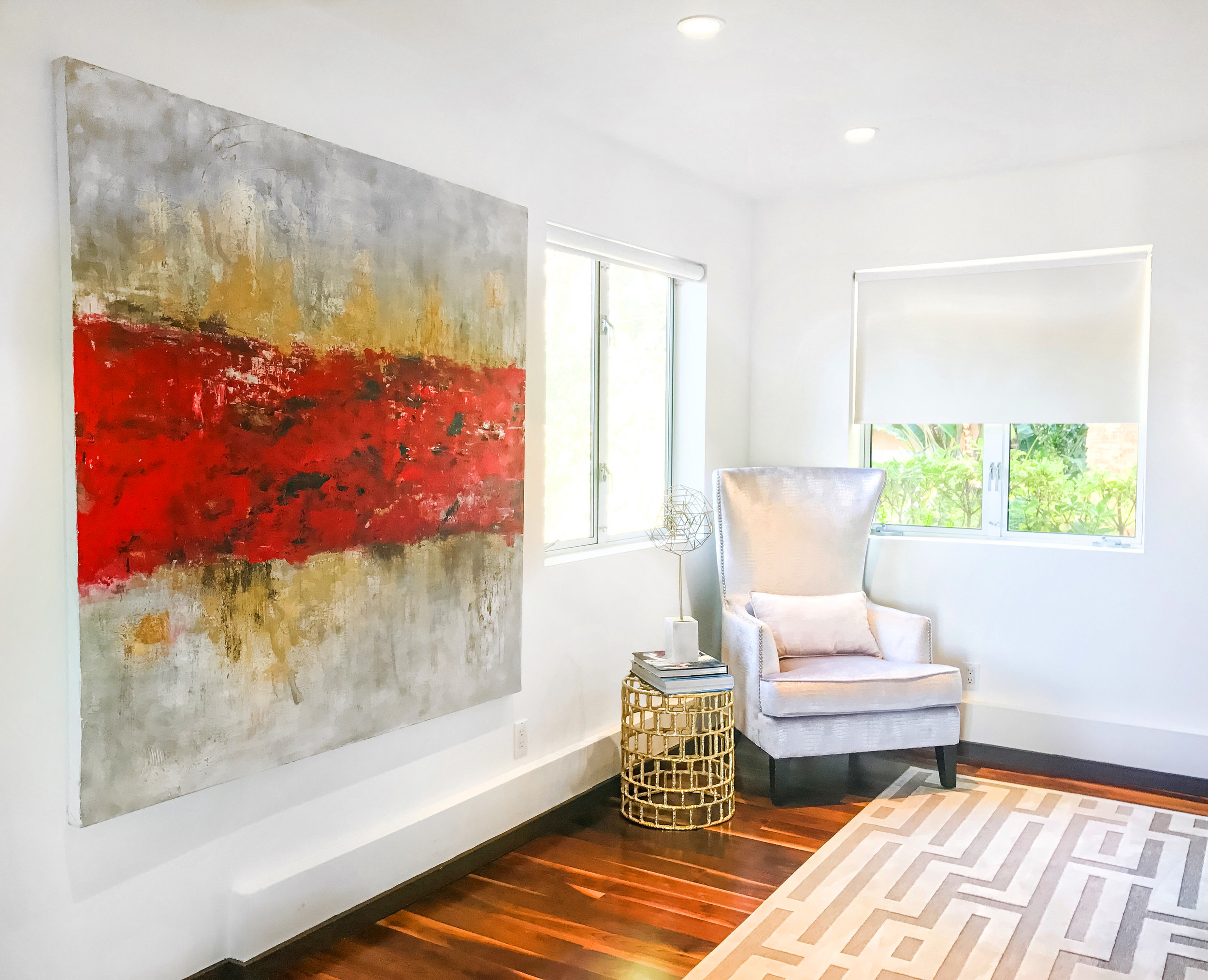 """""""That Red Track"""" - Available for Purchase - info@annmcferran.com"""