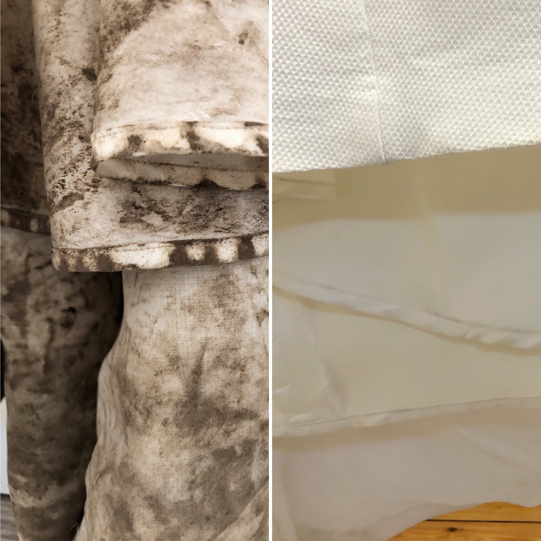 Wedding Dress Restoration and Repair