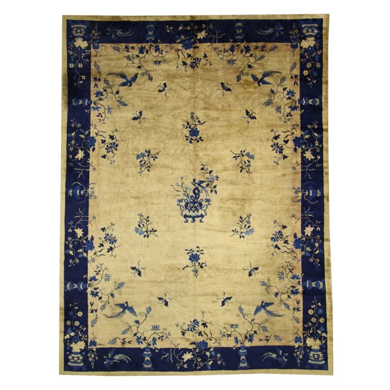 1st Dibs- Late 19th Century Peking Rug- £12,546