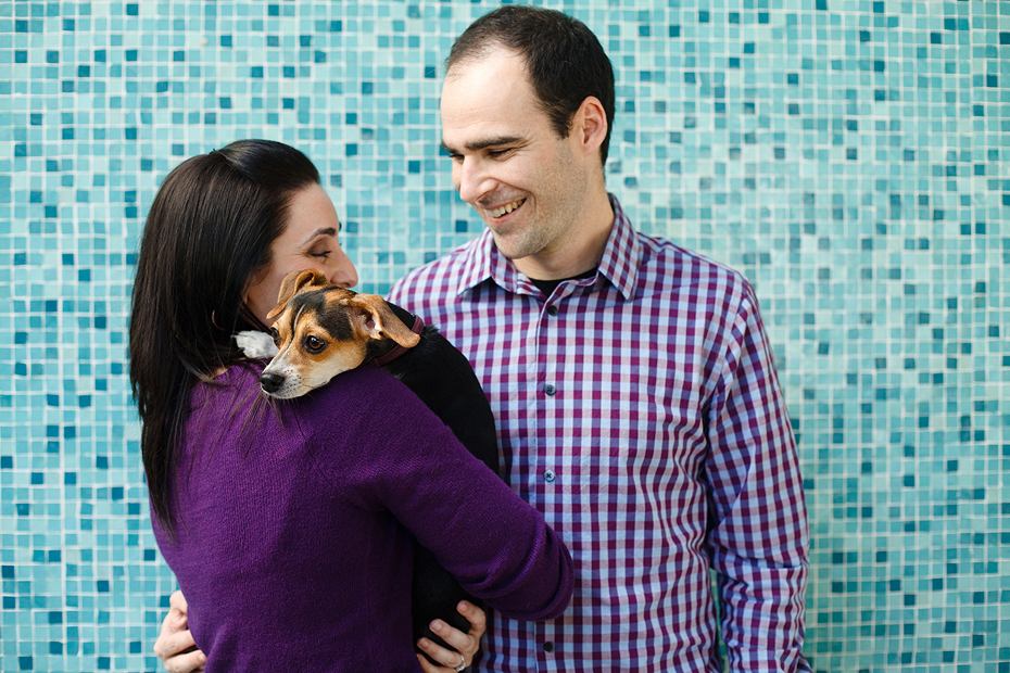 R Family Whittier College Family & Pet Photography by Ellingsen Photography
