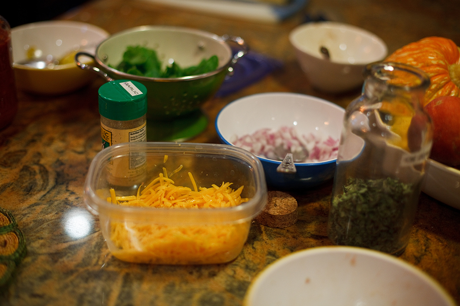 Ellingsen Photography Making Homemade Pizza-Ingredients