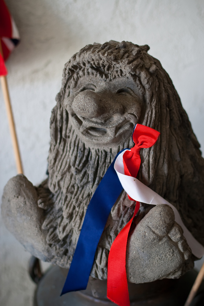 Ellingsen Photography Syttende Mai Norway National Day 2011 Decorations