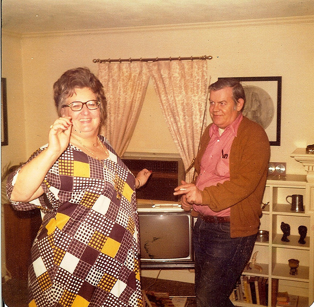 Grandparents Do the Twist 1970s