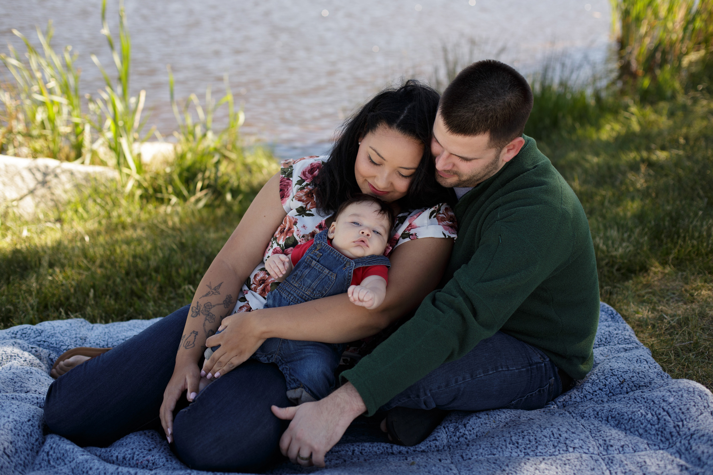Family Baby Photography Reno Nevada