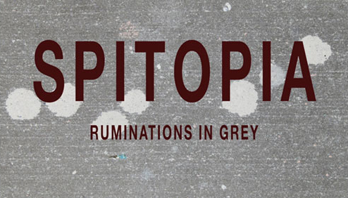 Spitopia   A wry animated rumination on sidewalk gum - with a grateful nod to OskarFischinger.Digital 2D animation |1:14 minutes | © 2013