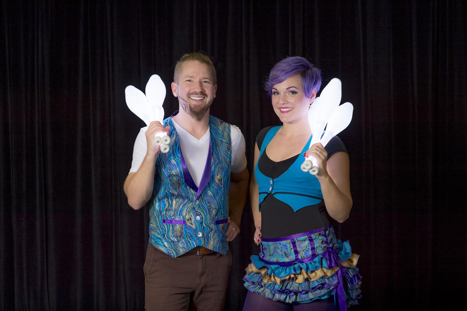 Jeremy & Kelsey Philo