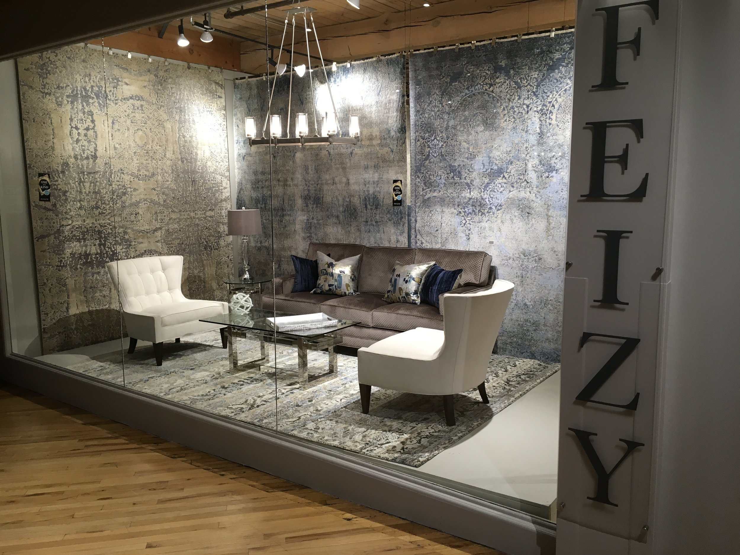 Feizy Showroom