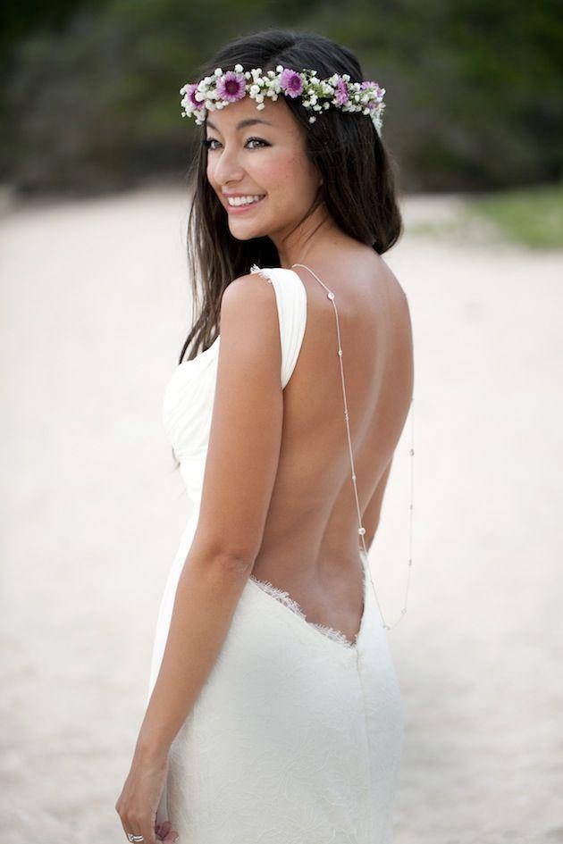 tan bride