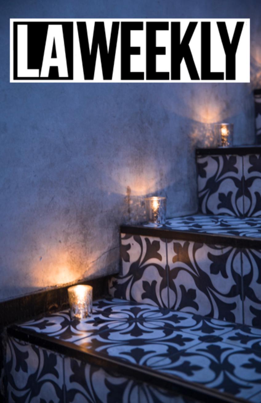 LA WEEKLY - [Updated] Mario Alberto's Laurel Hardware Now Open in West Hollywood + Brunch Starts Tomorrow