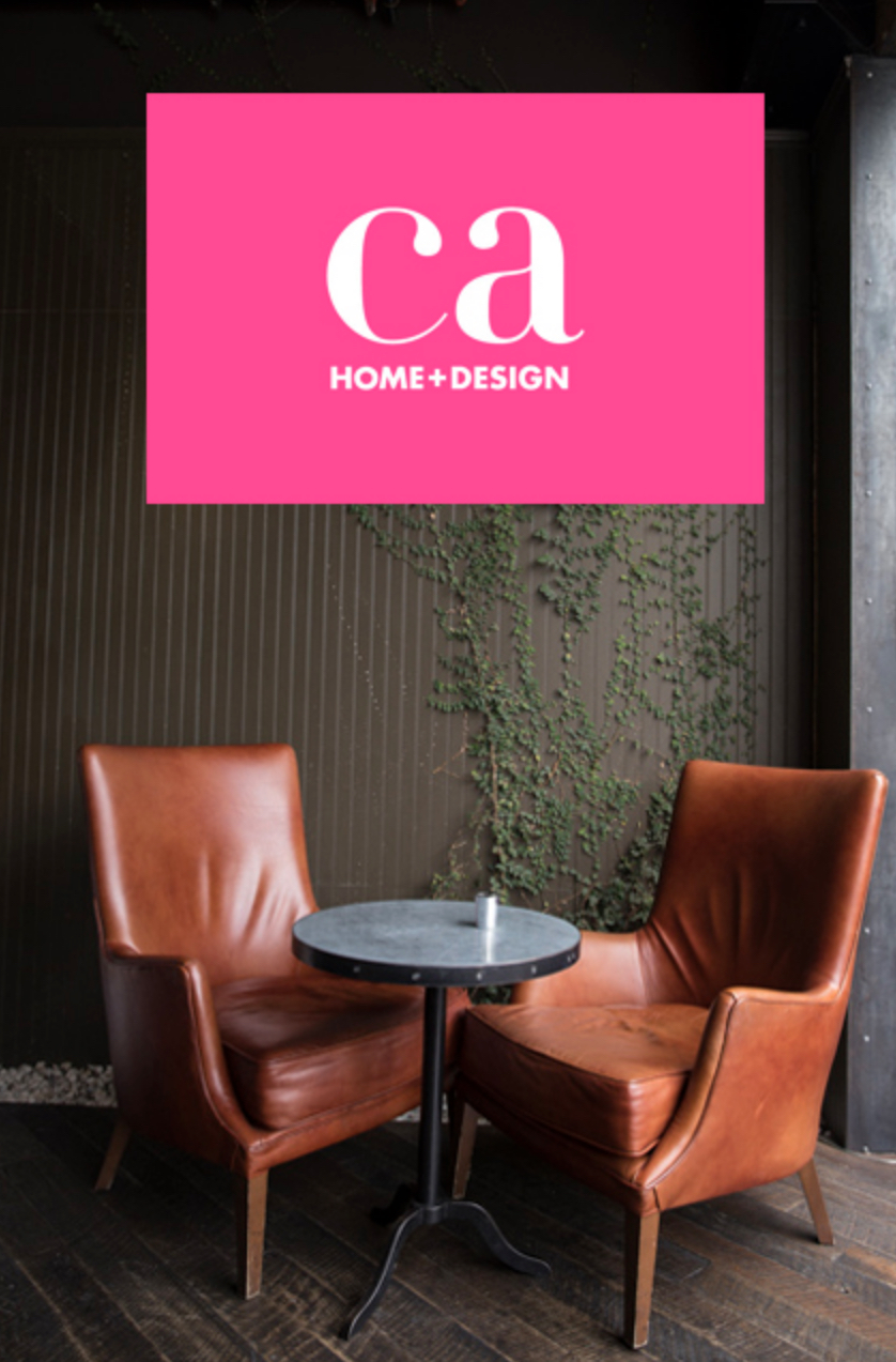 CALIFORNIA HOME AND DESIGN - DINING DESIGN DIARY STYLISH JOINTS TO EAT + DRINK IN HOLLYWOOD