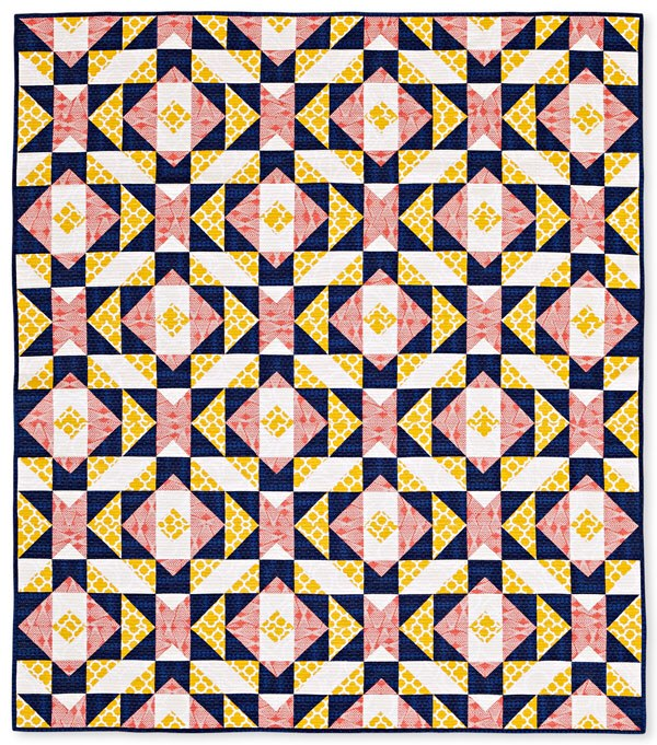 Image used with permission from Quilts and More and Meredith Corporation, 2016.