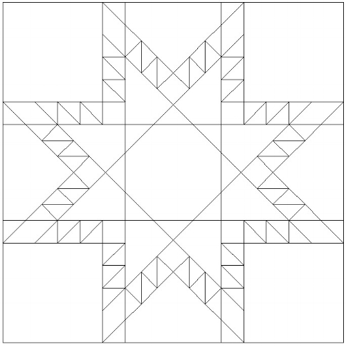 Click here to download a complimentary coloring page PDF for the Fierce Feathered Star for printing.
