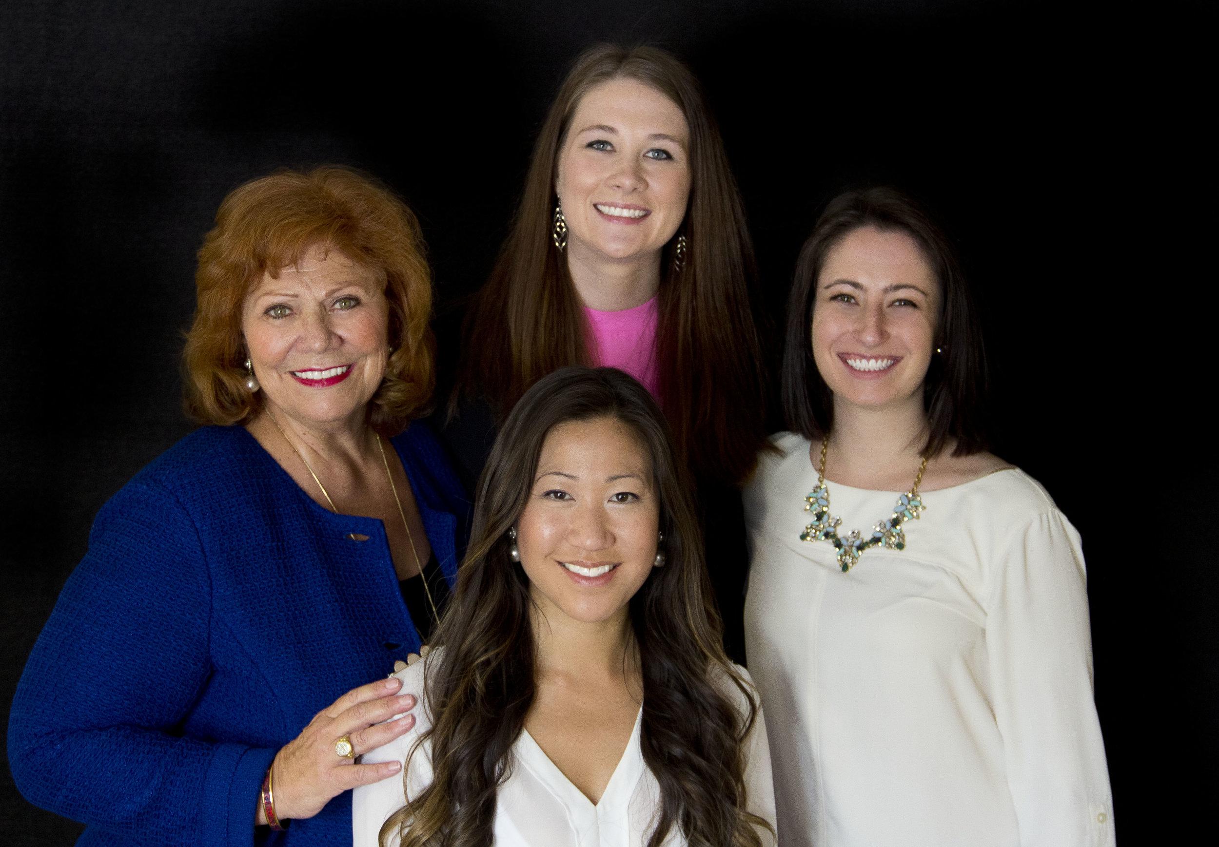 Lisa, Ashley, Sarah and Emily Group Shot HR.jpg