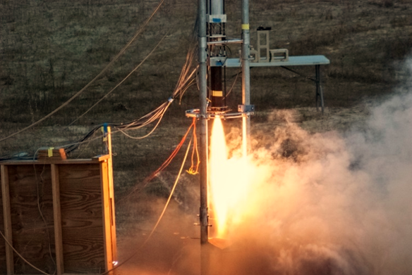 Mk. IIB subscale test engine for LITVC development