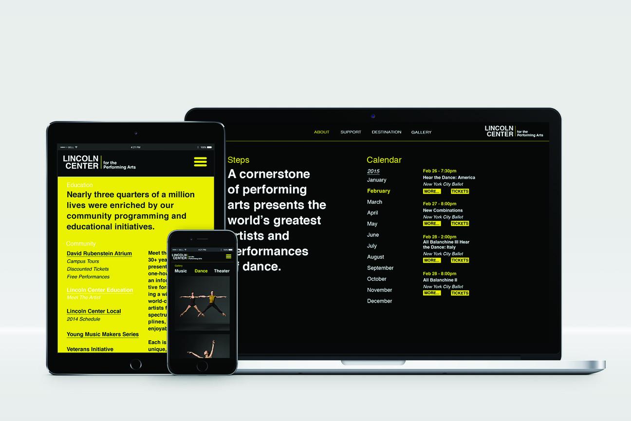 Print & User Experience Design.