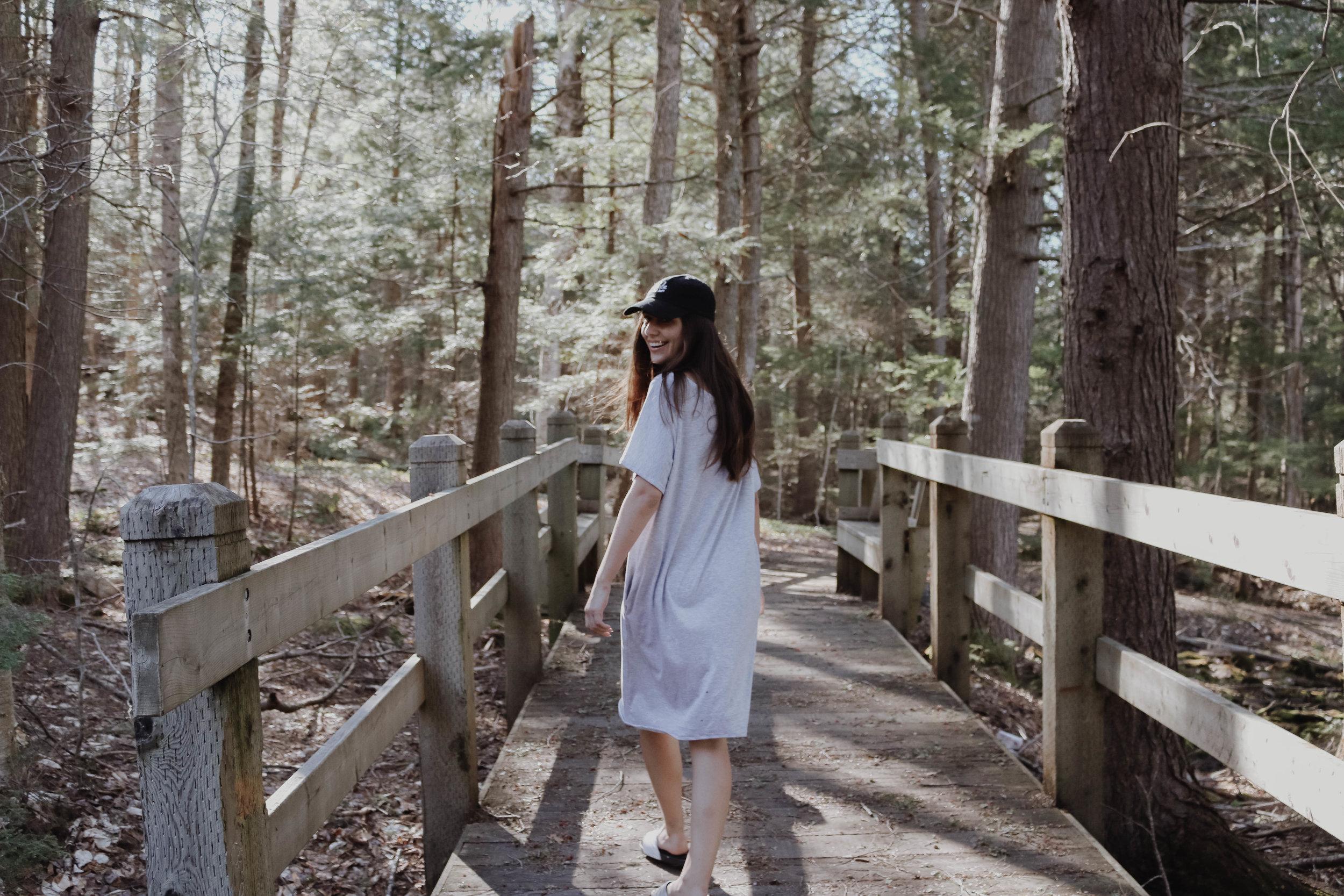 Maris Dress (Bamboo) -  CassBurr Design