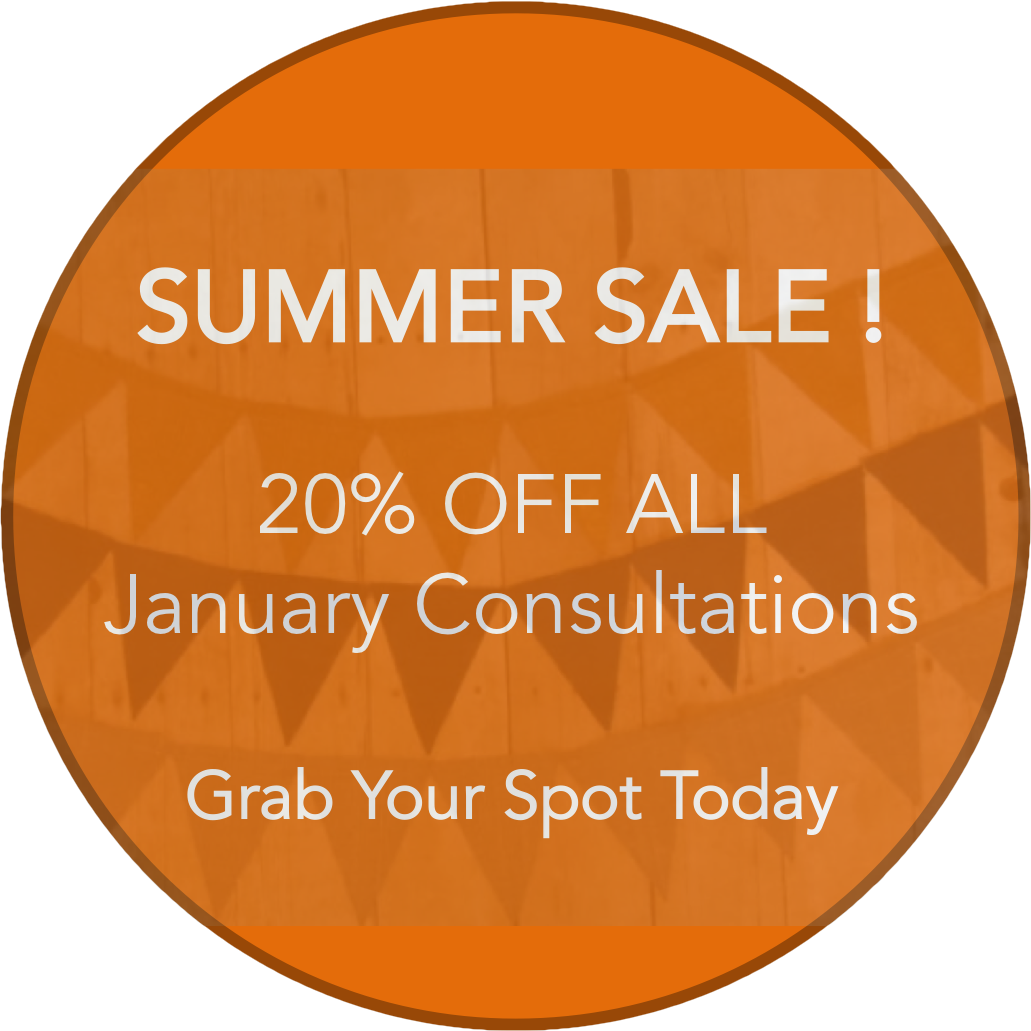 Summer Sale 20% OFF