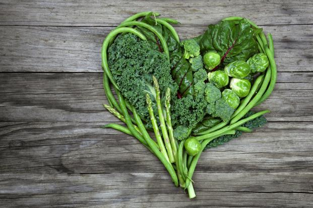 EAT MORE GREENS - FALL IN LOVE WITH GREENS!
