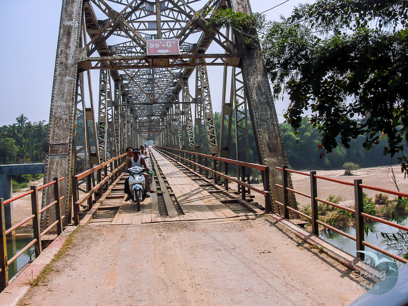 COLONIAL BRIDGES
