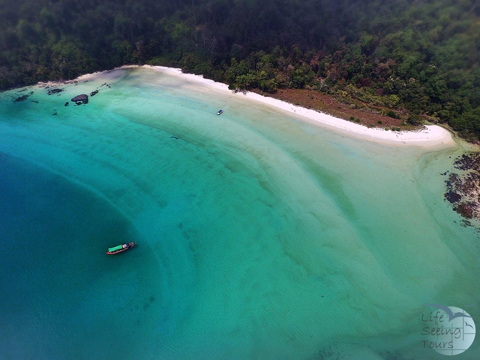 Thayaw Thahan Gyi - Tented Island Stay