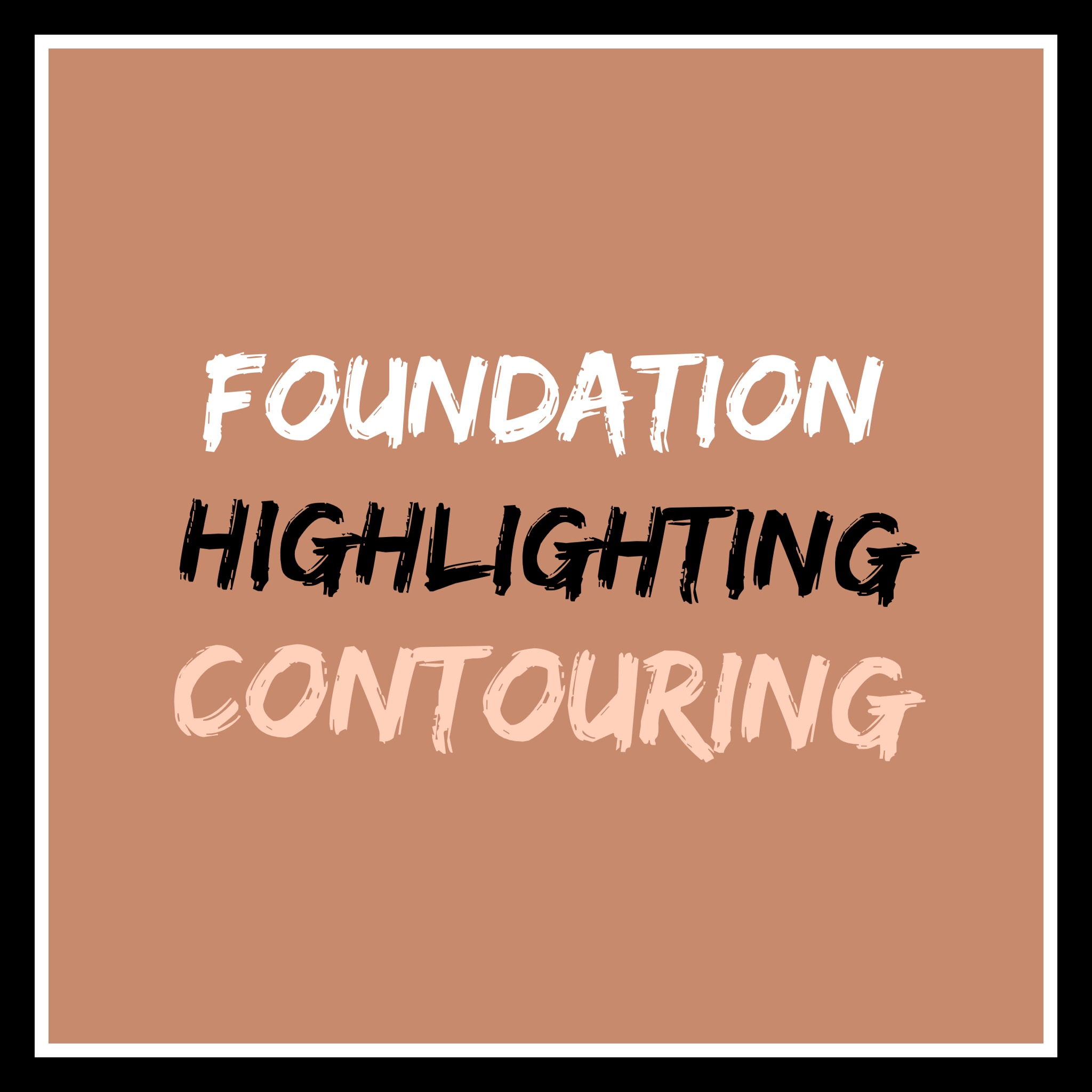 In this class, you will learn how to achieve a flawless foundation routine along with how color correct, accentuate, sculpt, and recede facial features.
