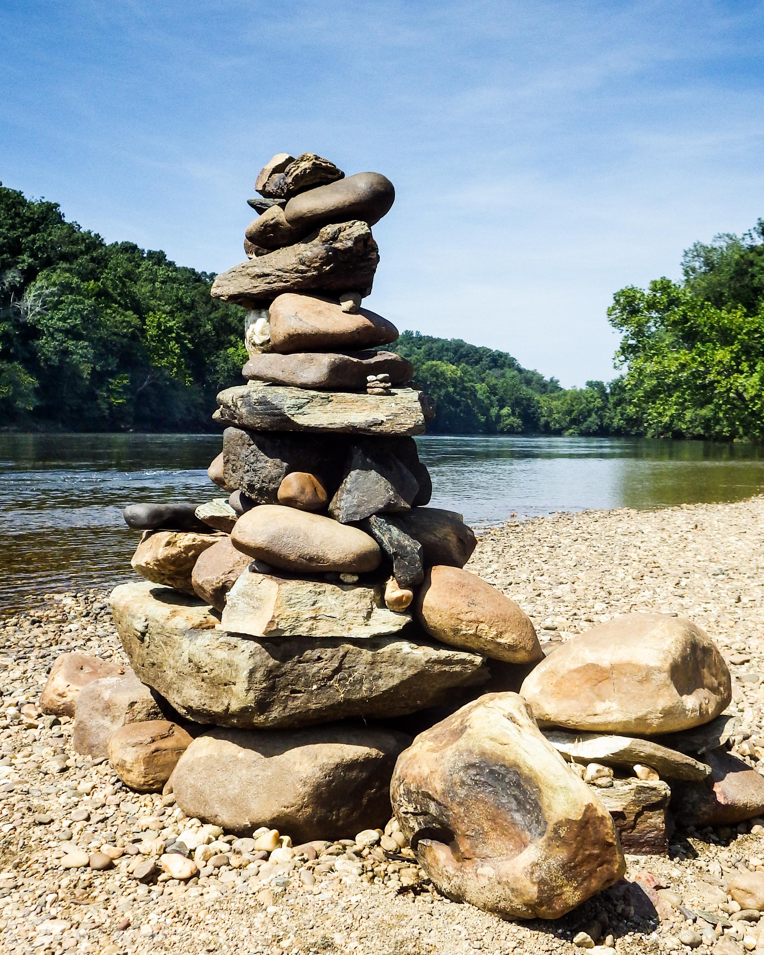 James River near Scottsville Virginia. ©2016 Images by Design