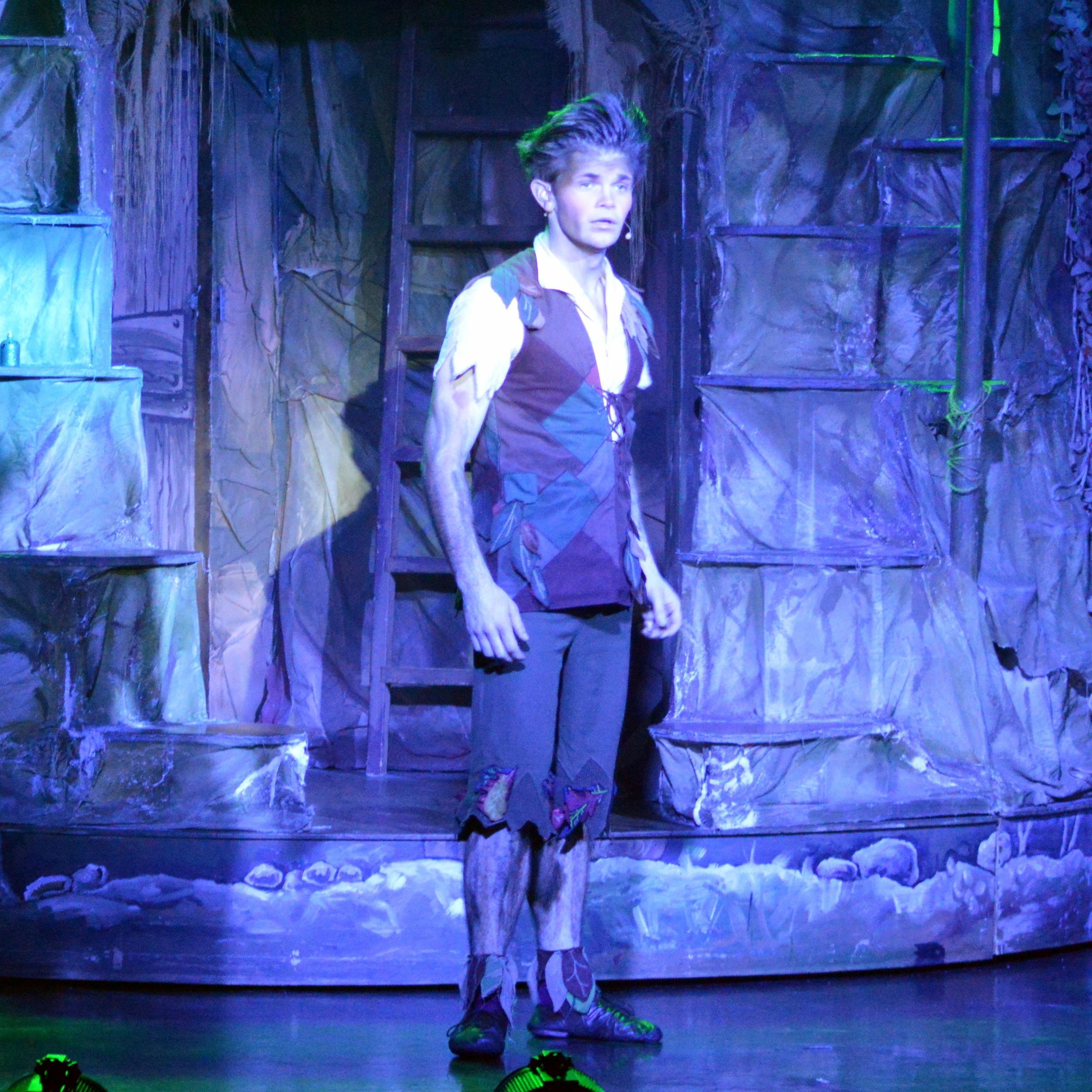 Stewart McCheyne Peter Pan