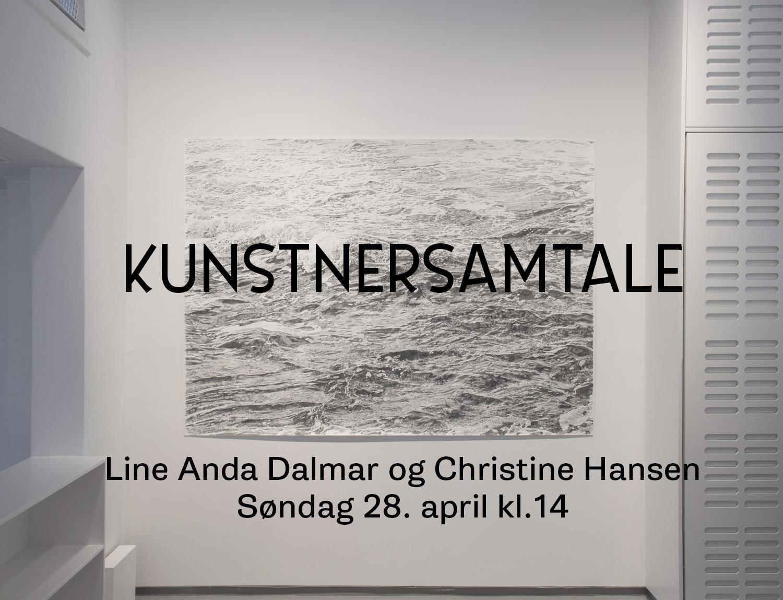 Artist Talk with Christine Hansen, Sunday 28th of april at Tegnerforbundet, Oslo