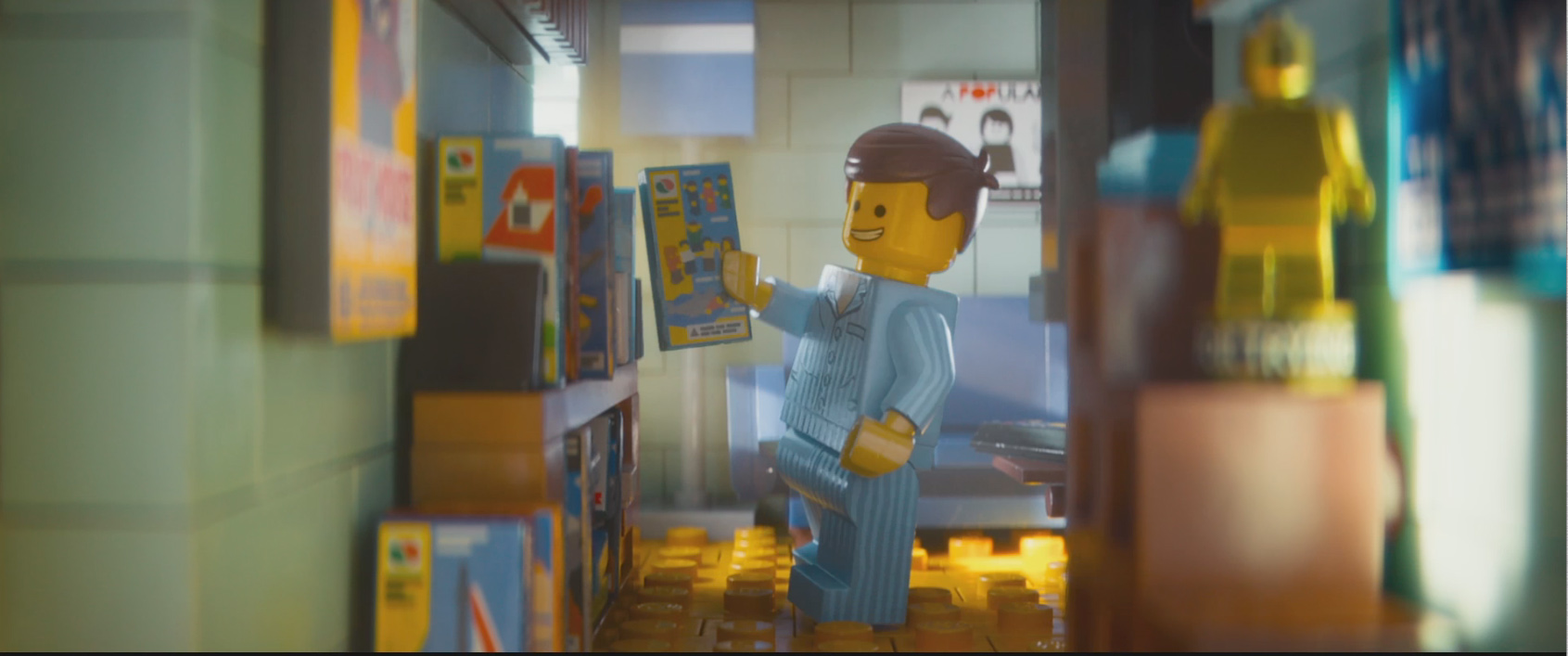 The Lego Movie Nadia Attlee