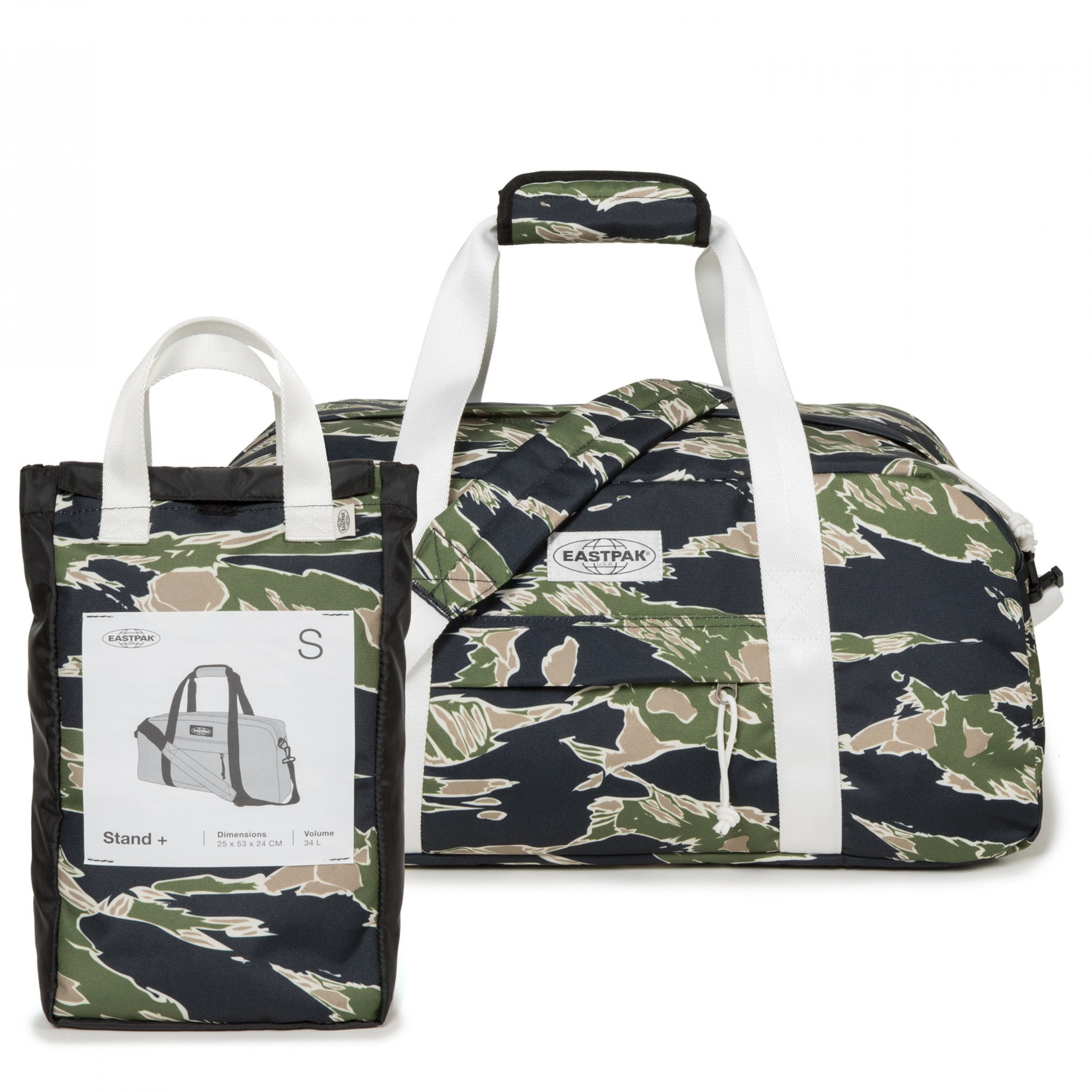 Eastpak Packable duffle Camo'ed Forest_£60.00.jpeg