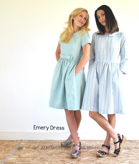 Christine Haynes - Emery Dress