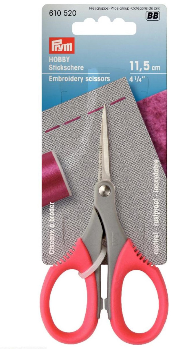 11.5 cm Embroidery Scissors