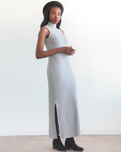 Nikko top+Dress from True Bias
