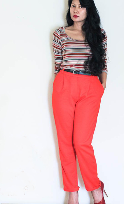 Paperboy trousers from Wardrobe by Me