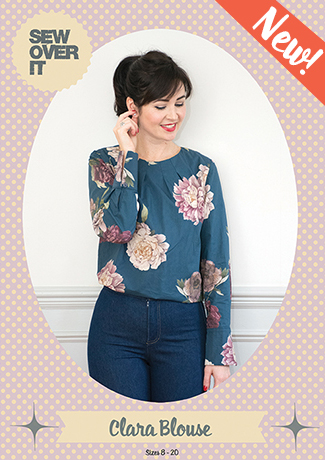 lara blouse from Sew over It